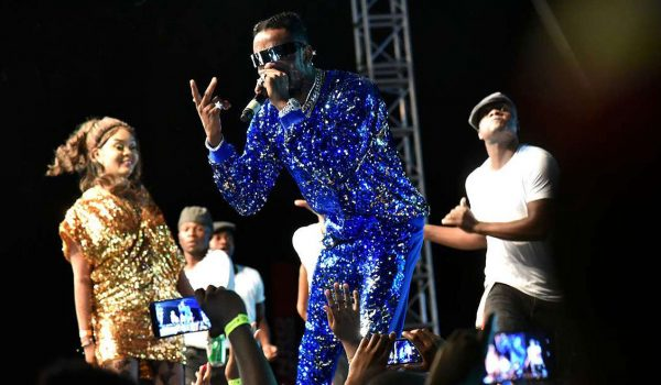 How Wasafi Festival went down in Mombasa #PHOTOS